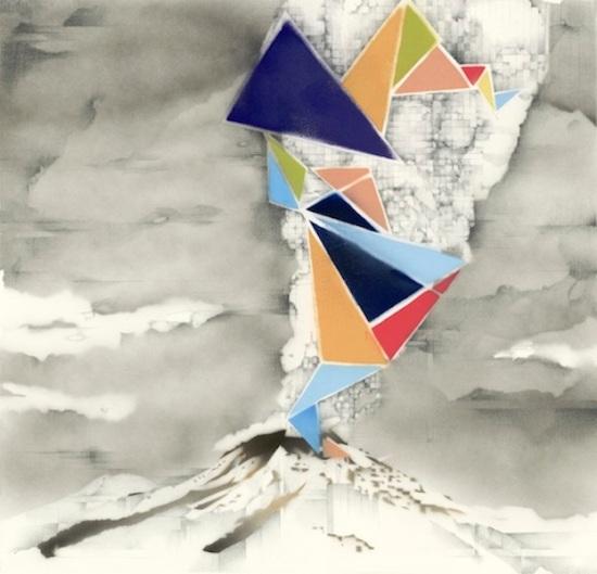 print geometric