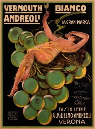 Vermouth Bianco Andreoli 1921
